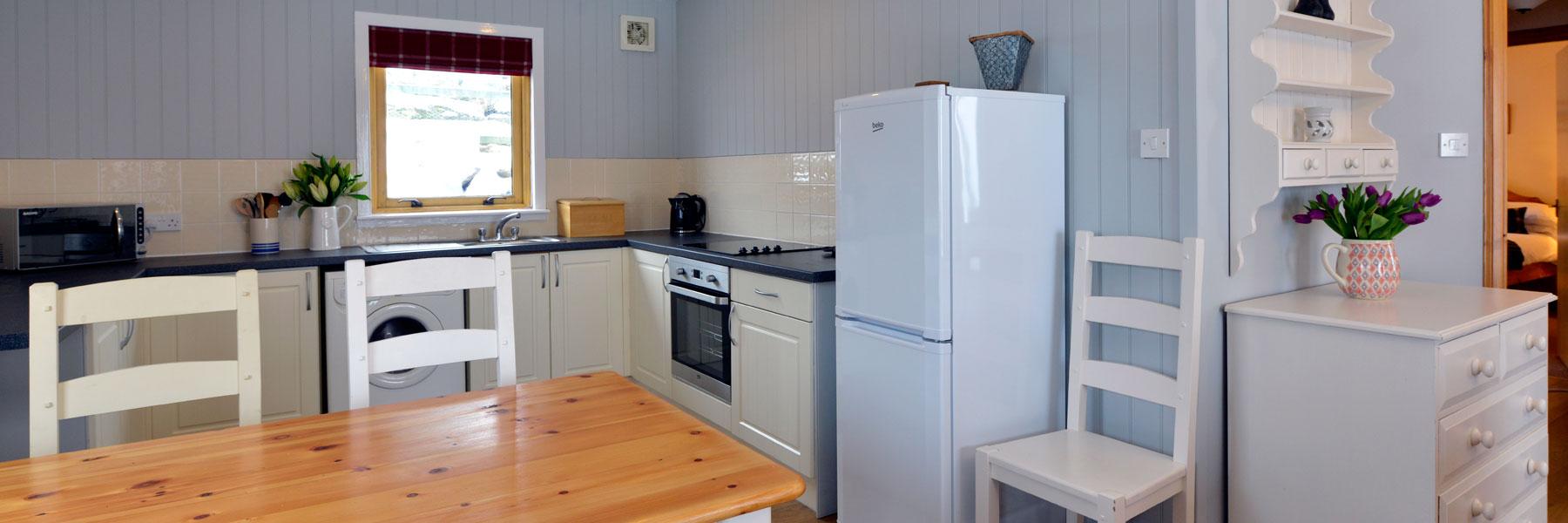 Drumcroy Lodges Aberfeldy - Kitchen