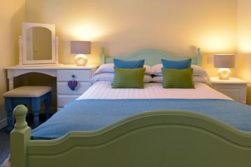 Drumcroy Lodges bedroom 3