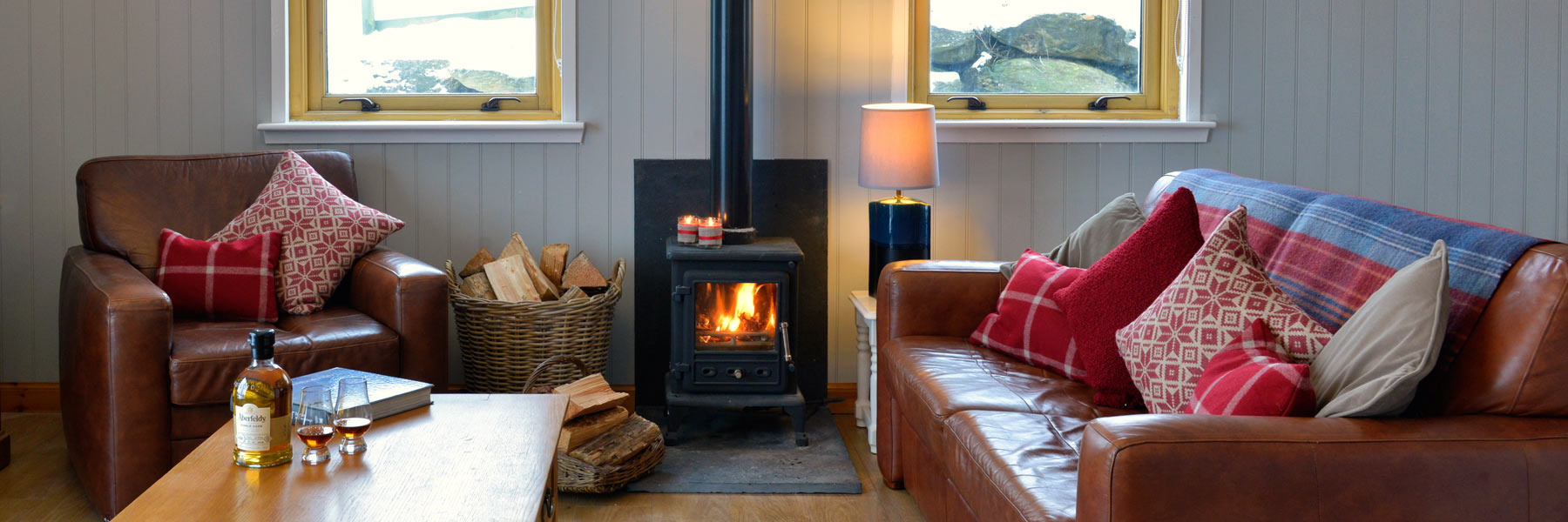 Drumcroy Lodges - Self-catering accommodation in Aberfeldy
