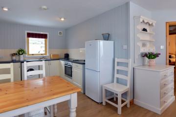 Drumcroy Lodges kitchen
