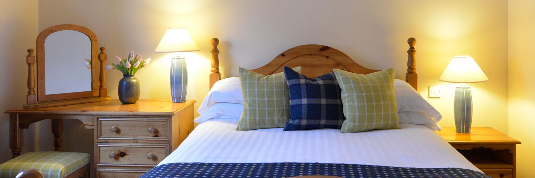 Drumcroy Lodges Aberfeldy - Bedroom 1