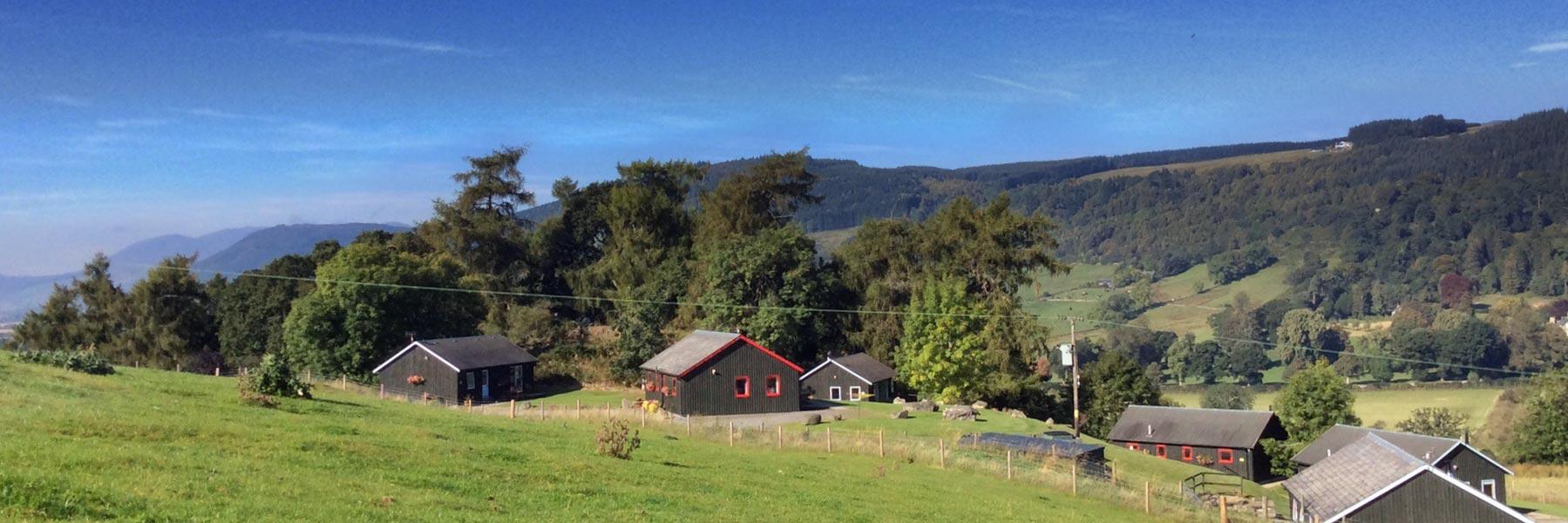 Drumcroy Lodges Aberfeldy