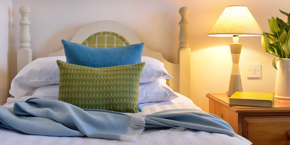 Drumcroy bedroom detail